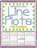 Line Plots with Fractions