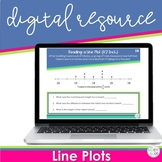 Line Plots with Fractions | Digital Distance Learning for
