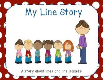 Line Social Story