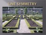 Line Symmetry PowerPoint lesson