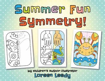Line Symmetry for Summer