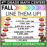 Fall Subtraction Game