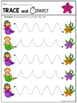 Line Tracing Pre-Writing Activities