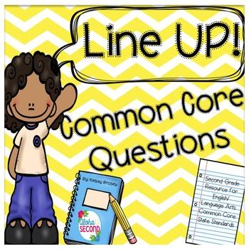 Second Grade ELA Common Core Questions