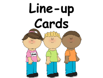 Line-Up Cards