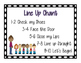 Line Up Chant--Teach and Reinforce Procedures for Lining Up