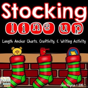 Length Anchor Charts, Craftivity & Writing Activity