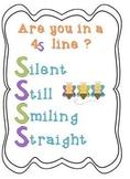 Line Up Procedure Poster 4s