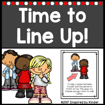 Line Up Routine (Hallway Rules)