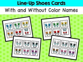 Line-Up Shoes (ASD)