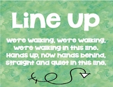 Line Up Song- Transition Song for lining up your class