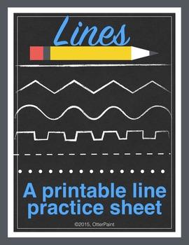Line Worksheet