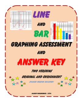 Line and Bar Graph Assessment