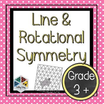 Line and Rotational Symmetry
