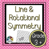 Line and Rotational Symmetry