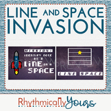 Line and Space Invasion