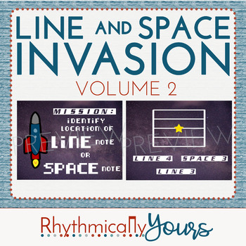 Line and Space Invasion Volume 2