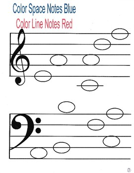Line and Space Notes
