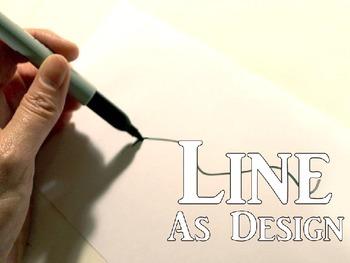 Line as Design