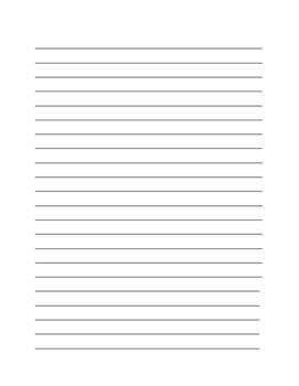 Line publishing paper