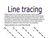 Line tracing