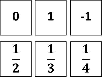Common Core-Building Number Sense Grd 6 Card Set Benchmark Fractions & Decimals