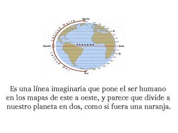 Linea del Ecuador