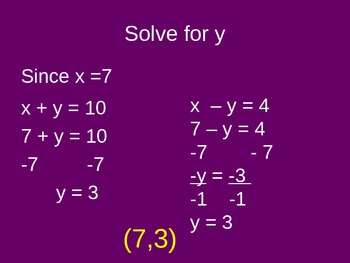 Linear Combination for Struggling Students