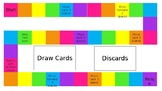 Linear Equation Board Game