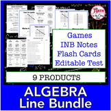 Linear Equation  Bundle