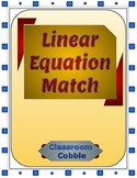 Linear Equation Match