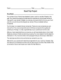 Linear Equation Road Trip Project