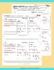 Error Analysis: SLOPE-INTERCEPT form of a linear equation