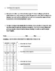 Linear Equations 06 - Using Tables to Determine if the Rel