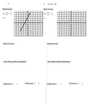 Linear Equations: Animated Step-by-Step with 3 Printable PDF Lessons & a Quiz