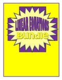 Linear Equations Bundle