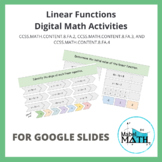 Linear Equations Forms
