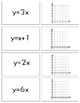Linear Equations Go Fish Task Cards