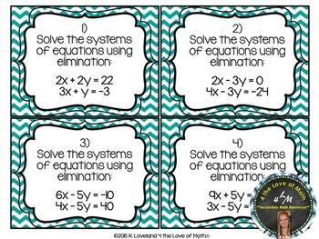 System of Equations Unit Bundle