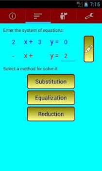 Linear Equations Worksheets through Elimination and Answers