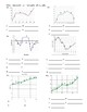 Linear Equations ~ Write and Graph