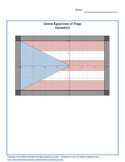 Linear Equations of Flags - Algebra 1