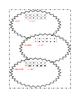 Linear Exponential Quadratic Doodle Notes