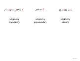 Linear Exponential Quadratic Foldable