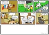 Linear Function Comic (Pay Checks)