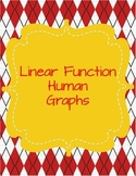 Linear Function - Human Graphs