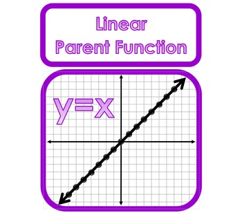 Linear Function Word Wall