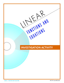Algebra: Linear Functions and Equations