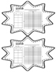 Linear Functions Graphic Organizers