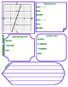 Linear Functions Inequalities and Systems Bundle - PP
